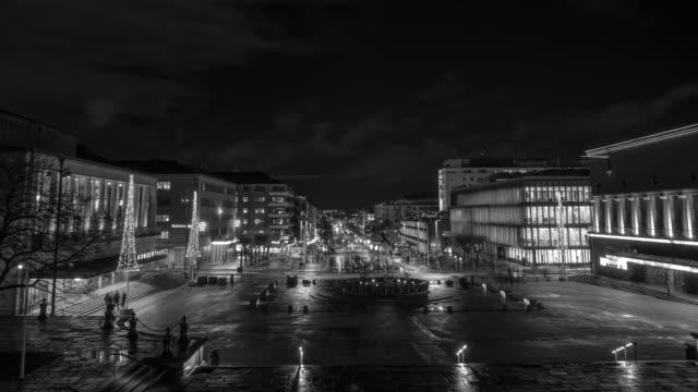 Gothenburg City Black & White