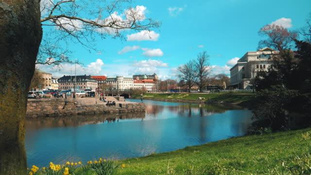 Gothenburg city Canal Establisher
