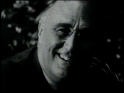 gov fdr elected to presidency / washington dc united states - 1932 stock-videos und b-roll-filmmaterial