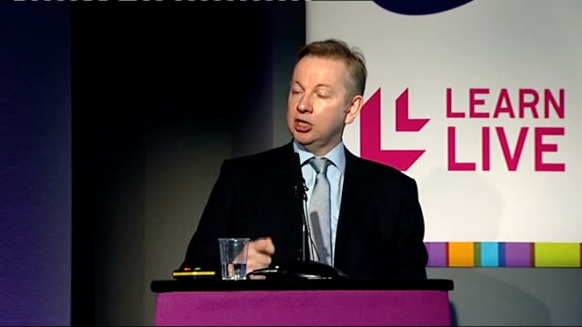 Gove speech All around us the world has changed in previously unimaginable and impossible ways Most of us carry more advanced technology in the...