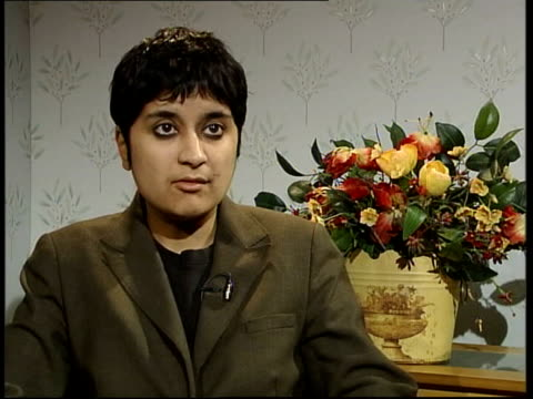 Government achieves target to reduce numbers ITN London Shami Chakrabarti interview SOT to starve people out take their children and deny them legal...
