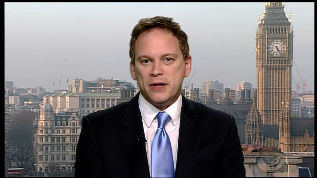 government announce newbuy scheme england london way debate on government newbuy scheme with mark steadman in studio sot / grant shapps mp 2way from... - grant shapps stock videos and b-roll footage