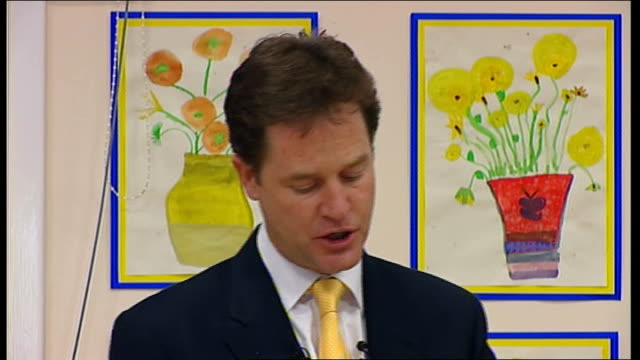 government announces 'fairness premium': nick clegg speech; clegg speech sot - fairness is one of three guiding values of the coalition government,... - main course stock videos & royalty-free footage