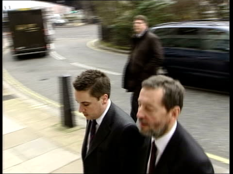 government attacked for muddled policy; itn london: andy hayman interview sot - smoking or using in presence of young people - those are... - david blunkett stock videos & royalty-free footage