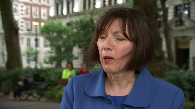 government attacked over new trade union laws frances o'grady interview england london ext frances o'grady interview sot calls government plans for... - 不公平点の映像素材/bロール