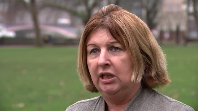 Government backs laws giving renters stronger rights London EXT Karen Buck MP interview SOT INT Venetia Dolphy interview SOT