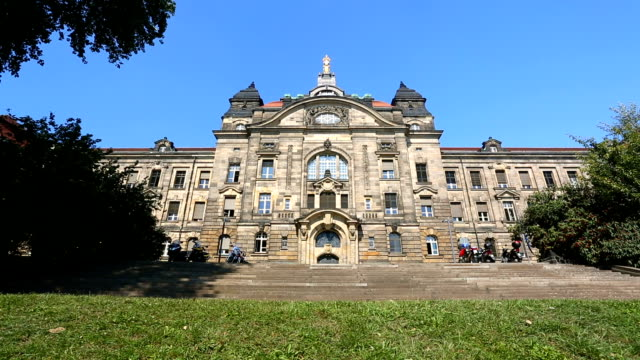 Government building in Dresden