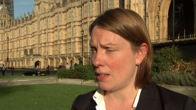 Government cancels delay to fixed odds betting terminal restrictions ENGLAND London Westminster EXT Tracey Crouch MP interview SOT