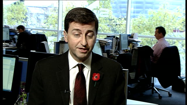 government defends decision to attend commonwealth summit in sri lanka; location unknown: douglas alexander mp interview sot - inexplicably more than... - douglas alexander stock videos & royalty-free footage