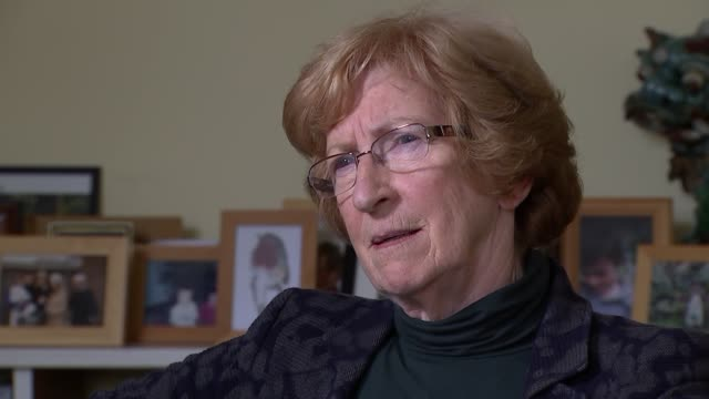 government faces crucial house of lords vote on tax credit cuts baroness meacher interview england london int molly meacher interview sot - baroness stock videos & royalty-free footage