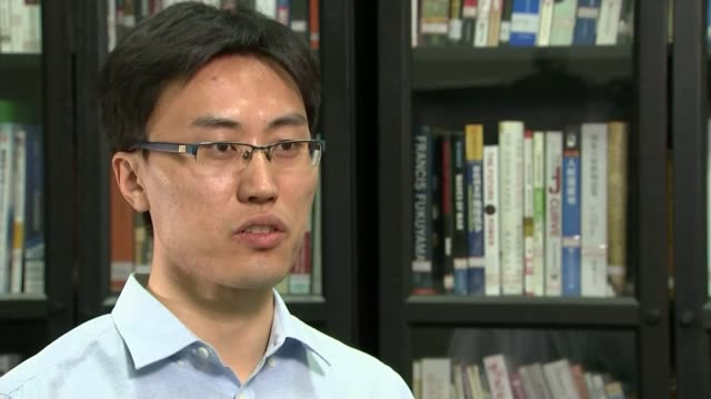 government gives hinkley point c nuclear power station the go ahead after review location zhao tong interview sot - serving utensil stock videos and b-roll footage