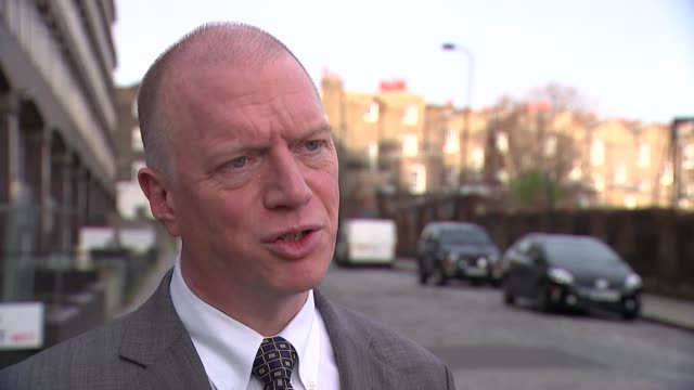 government plans for major shake up of the fire service london day matt wrack interview sot reporter and kevin hurley kevin hurley interview sot - politics and government stock videos & royalty-free footage