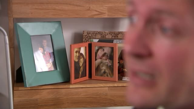 government puts pressure on iran to free british charity worker nazanin zaghariratcliffe richard ratcliffe setup shot / interview sot - nazanin zaghari ratcliffe video stock e b–roll