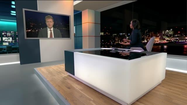 government ready to bring daughter of nazanin zaghariratcliffe back to uk richard ratcliffe live interview sot - nazanin zaghari ratcliffe video stock e b–roll