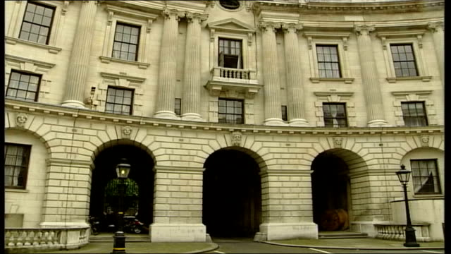 government reform proposals: detail and reaction; file / date unknown the treasury: ext exterior gvs of the treasury file / september 2005 brighton:... - swimming trunks stock videos & royalty-free footage
