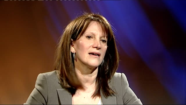 government reveals gay civil marriage proposals england london int lynne featherstone mp interview sot this is absolutely not about religious... - mp stock-videos und b-roll-filmmaterial