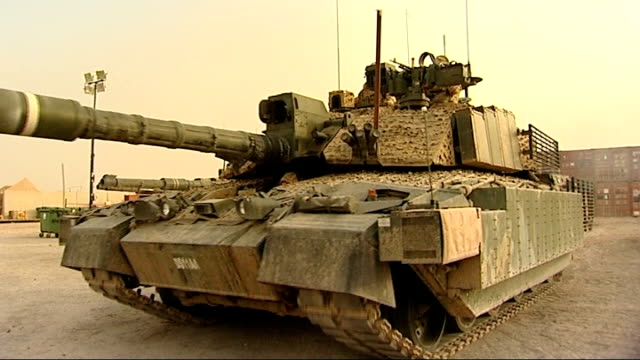 national security strategy focuses on cyber attack threat tx 2942009 challenger army tanks british soldier onboard army tank - 2010 video stock e b–roll