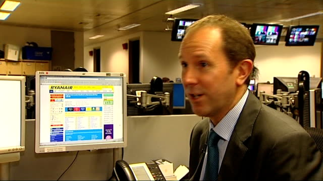 government to act against excessive credit and debit card surcharges richard lloyd interview sot reporter though office with geoffrey reisel close... - financial accessory stock videos and b-roll footage