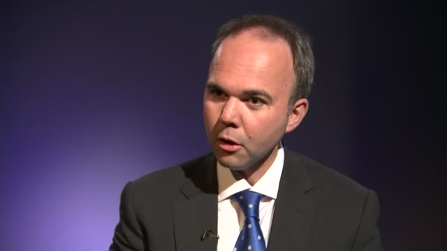 government to crack down on poor housing and rogue landlords in london england london int gavin barwell mp interview sot - itv london lunchtime news点の映像素材/bロール