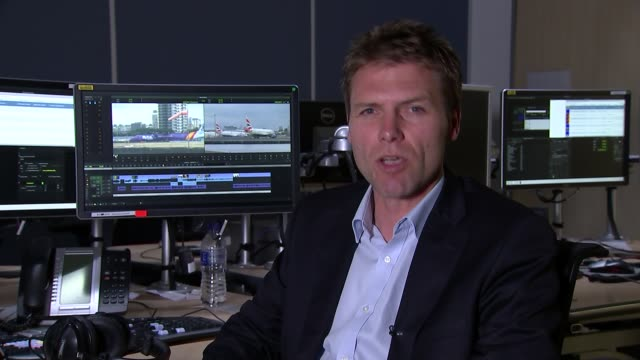 Government to crackdown on alcohol sales at airports Reporter to camera Phil Ward interview SOT