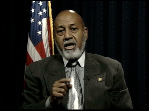 Government to face inquiries ITN ENGLAND London GIR ex USA Washington DC INT Alcee Hastings interviewed SOT Information is what US British public...
