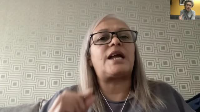 government to relax guidelines to increase in-person gp appointments; england: int lizzie molyneaux set up shot with reporter / interview via... - guidance stock videos & royalty-free footage
