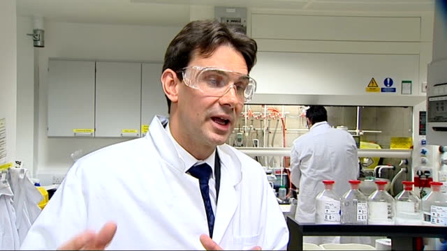 government to spend 22 million pounds on dementia research magnus walter interview sot there may be at the end of a difficult and long journey could... - patient journey stock videos & royalty-free footage