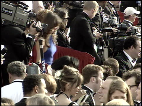 goya toledo at the 2001 academy awards at the shrine auditorium in los angeles california on march 25 2001 - 73rd annual academy awards stock videos & royalty-free footage