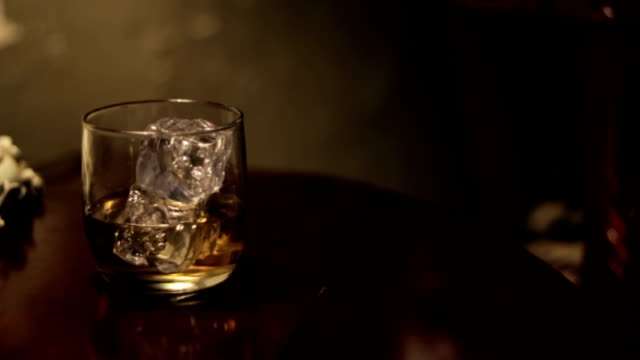 grabbing glass - drinking glass stock videos & royalty-free footage