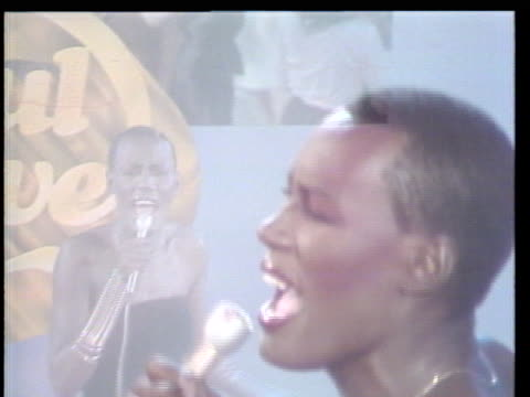Grace Jones Performs for the First Time on the Soul Alive Stage Students from the Bronx High School of Science in New York are featured in this weeks...