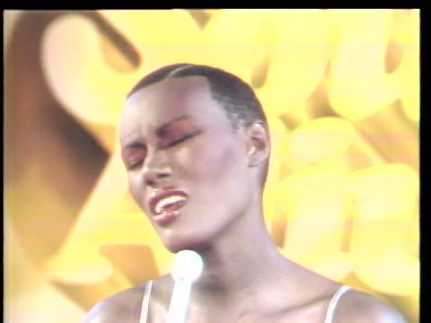 Grace Jones' television debut on the Soul Alive Stage Students from the Bronx High School of Science in New York are featured in this weeks episode...