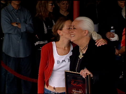 Grace Slick at the Grace Slick Rockwalk at Guitar Center in Hollywood California on October 22 2002
