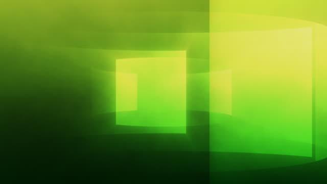 gradient turbine background loop green - algae stock videos & royalty-free footage