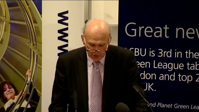 graduate tax may replace current university tuition fees: vince cable speech; vince cable mp speech sot - we need to move away from a position where... - economy class stock videos & royalty-free footage