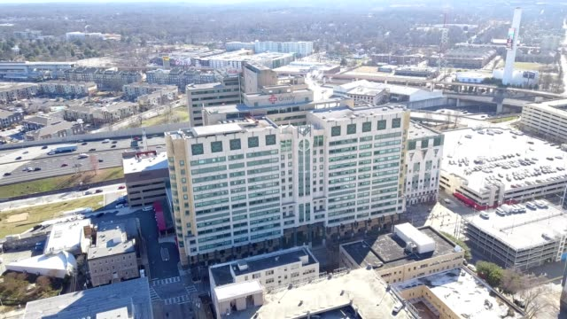 Grady Memorial -- one of the largest hospitals in Atlanta