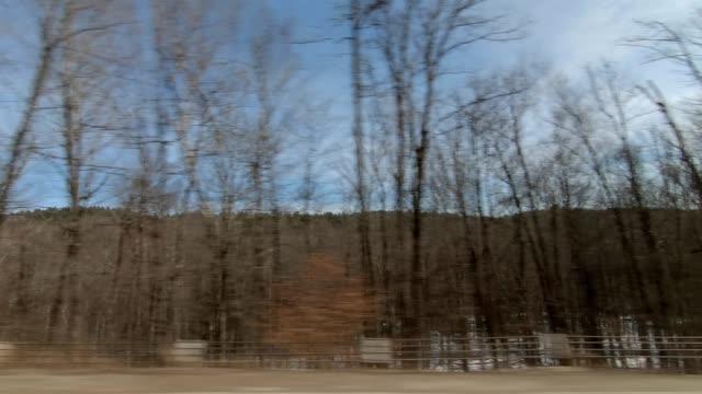 nyグラハムズビルxi同期シリーズ左ビュードライビングプロセスプレート - part of a series点の映像素材/bロール