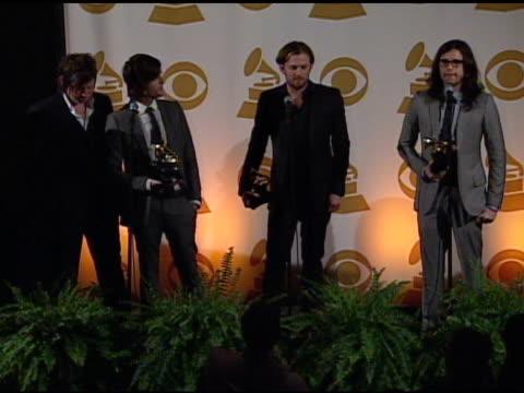 Grammy Award Pressroom Los Angeles CA 01/31/10