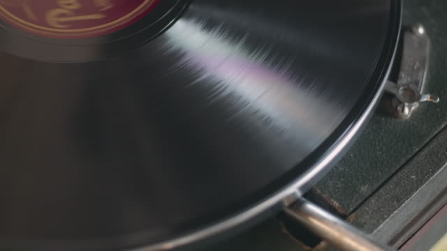 gramophone analog - 1930 stock videos & royalty-free footage