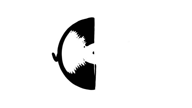 vídeos de stock e filmes b-roll de gramophone record animation - old illustration