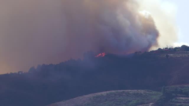 Kanarische Insel Gran Feuer - September 2017