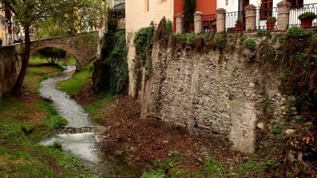 Granada old town