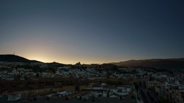 Granada's Sunrise
