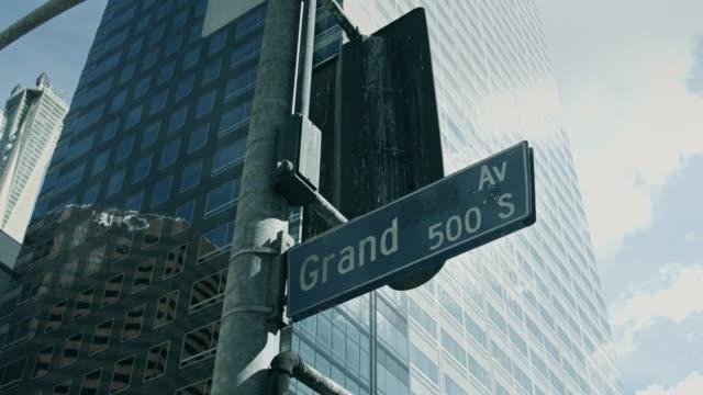Grand Avenue at 5th Street