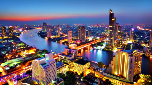 grand bangkok - bangkok stock videos & royalty-free footage