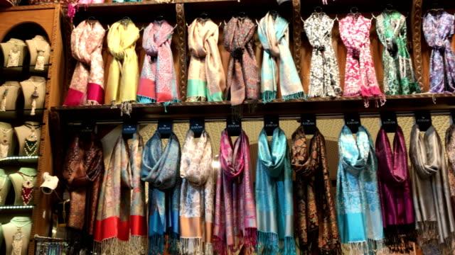 vídeos y material grabado en eventos de stock de el grand bazaar - vestido tradicional