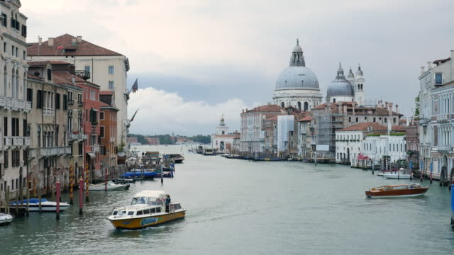 grand canal venice, italy - venice stock videos and b-roll footage