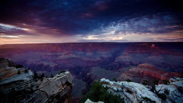 grand canyon arizona - grand canyon video stock e b–roll