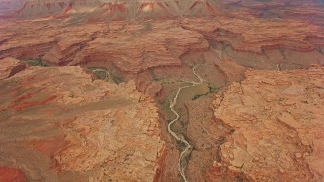 米国アリゾナ州のサウスリムのエアリアル グランド キャニオン - グランドキャニオン点の映像素材/bロール