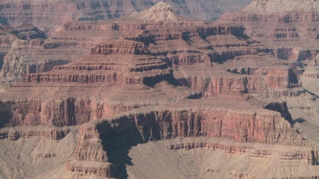 vidéos et rushes de grand canyon national park in u.s.a. - strate géologique