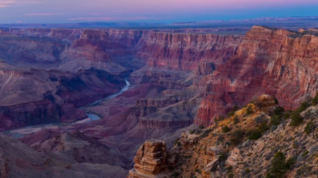 grand canyon national park - grand canyon stock-videos und b-roll-filmmaterial